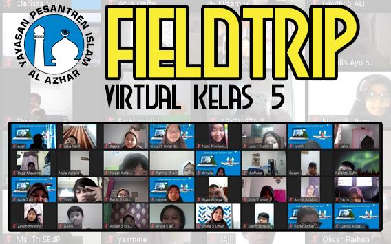 Fieldtrip Virtual Kelas 5 Ke PT. Otsuka